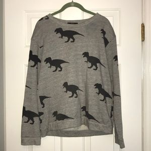 T-Rex sweater